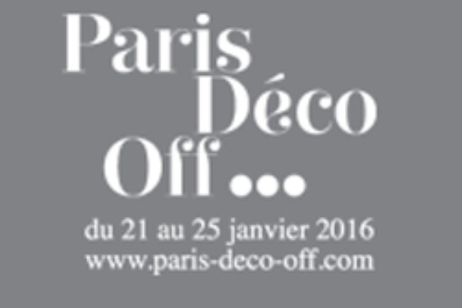 Paris Deco Off 2016 展覽